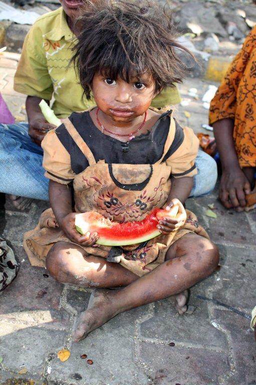 Veganism Can End World Hunger