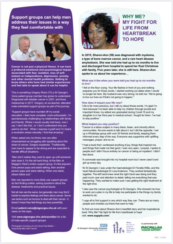 Read my Newsletter article