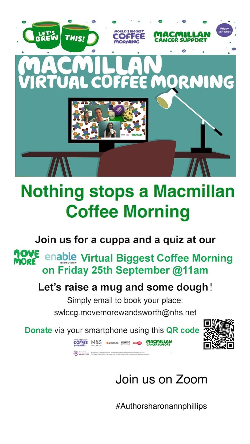 Support Macmillan Cancer