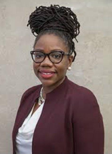 Council member Alicka A. Samuels