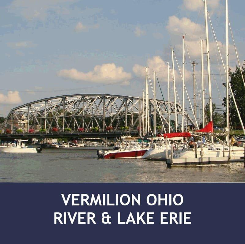 Vermilion River & Lake Erie