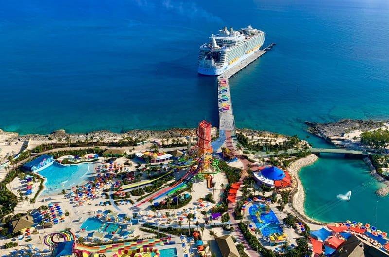 February 22-26, 2022: Nassau, Bahamas & Coco Cay