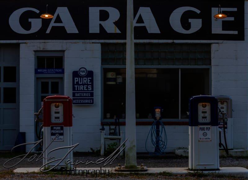 MD Garage in Helltown