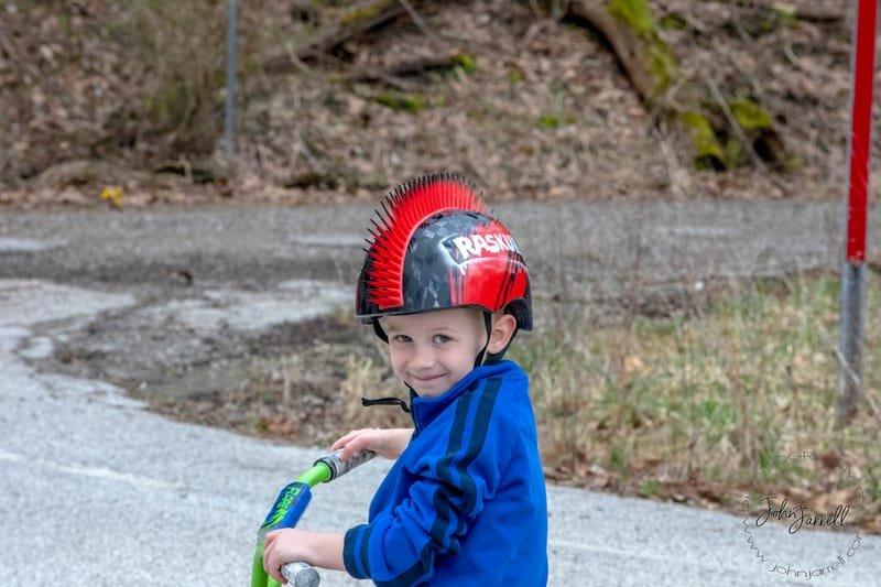 Happy Bike Riding