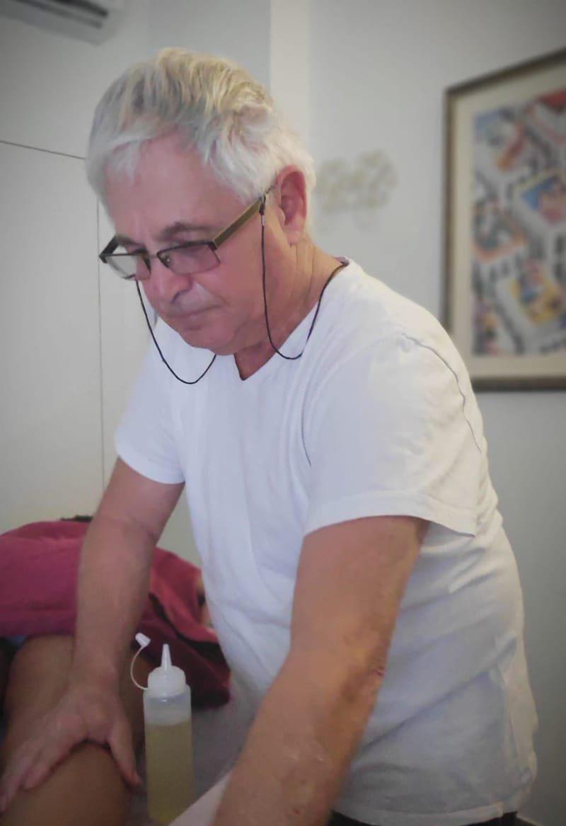 עוזי גורן - עיסוי טיפולי