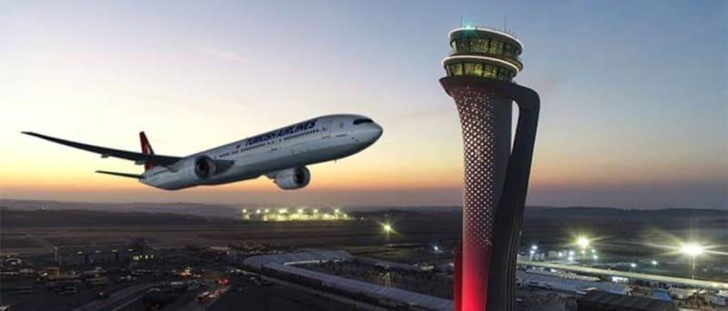 استقبال وتوديع من المطار في اسطنبول