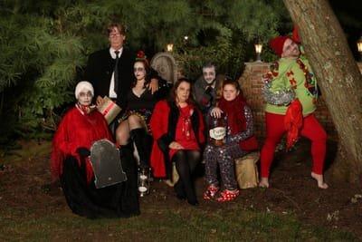 Mr. Rude's Holiday carol Dinner Show