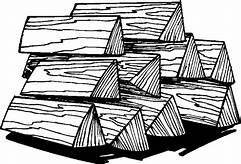 Chopped Wood Sales & Delivery
