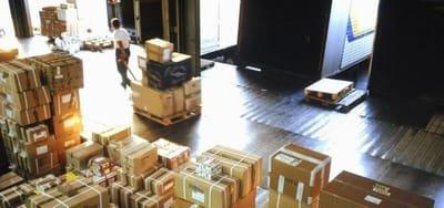 Warehousing & Cross-Docking Services