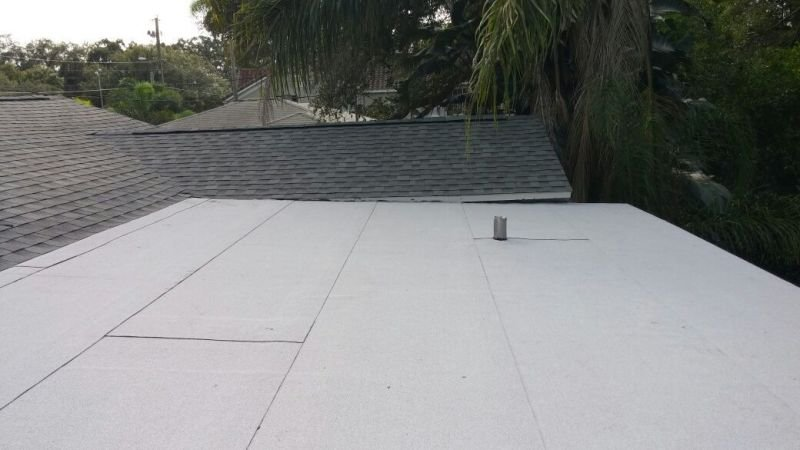 PEEL STICK RUBBER ROOFS