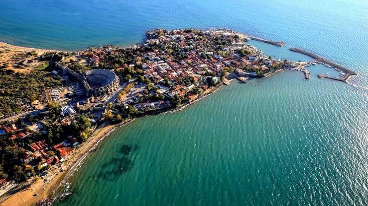 قرية فتحية السياحية في انطاليا