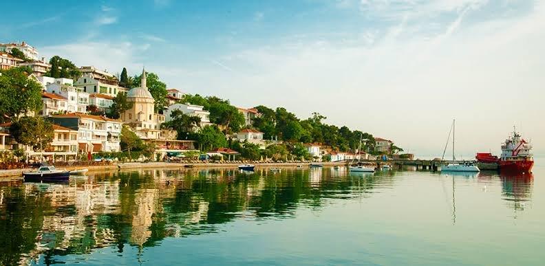 جولة جزر الاميرات في اسطنبول