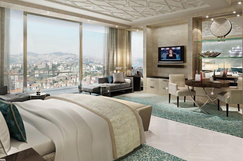 اشهر 10 فنادق في اسطنبول تركيا