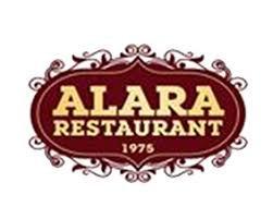 مطعم الارا في انطاليا