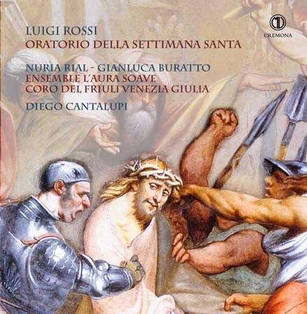 Luigi Rossi, Oratorio per la Settimana Santa