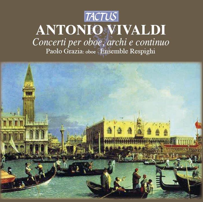 Antonio Vivaldi, Concerti per oboe - vol I