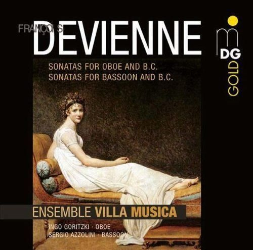 François Devienne, Sonatas for oboe and for bassoon