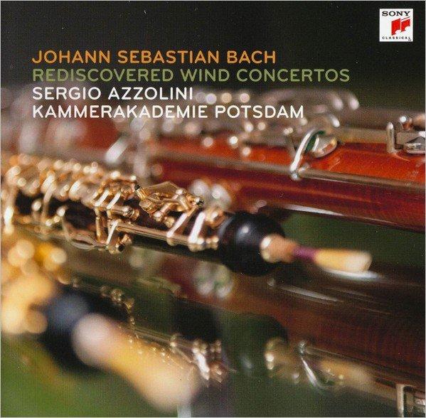 Johann Sebastian Bach, Rediscovered Wind Concertos