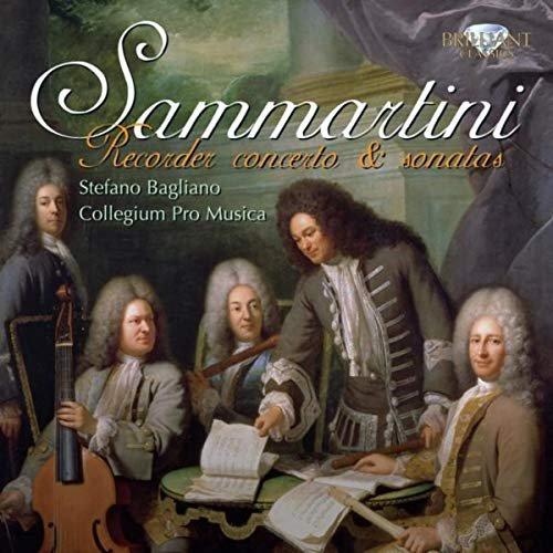 Sammartini: Recorder Concerto & Sonatas