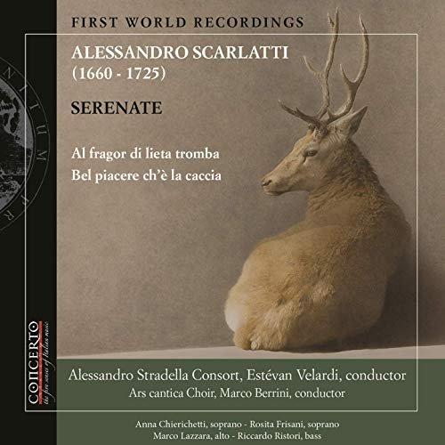 Alessandro Scarlatti, Serenate