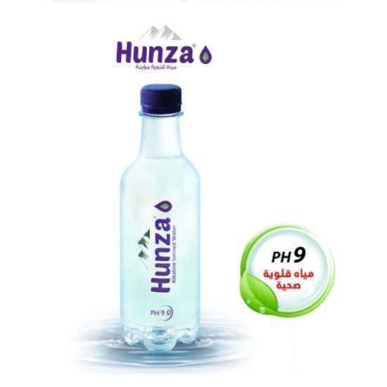 مياه هونزا