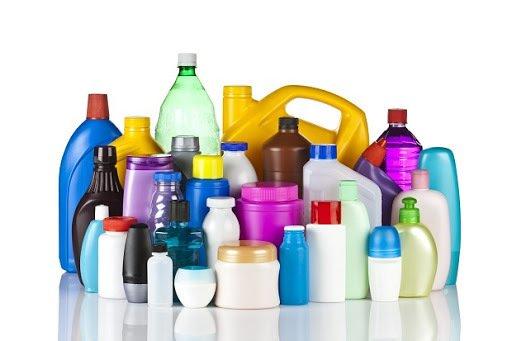 محلات الجملة والمواد البلاستيكية