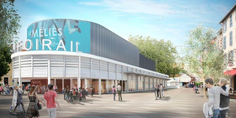 Salle de concert et cinémas Le Foirail à Pau