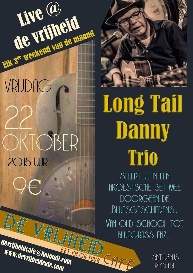 Concert Long Tail Danny Trio