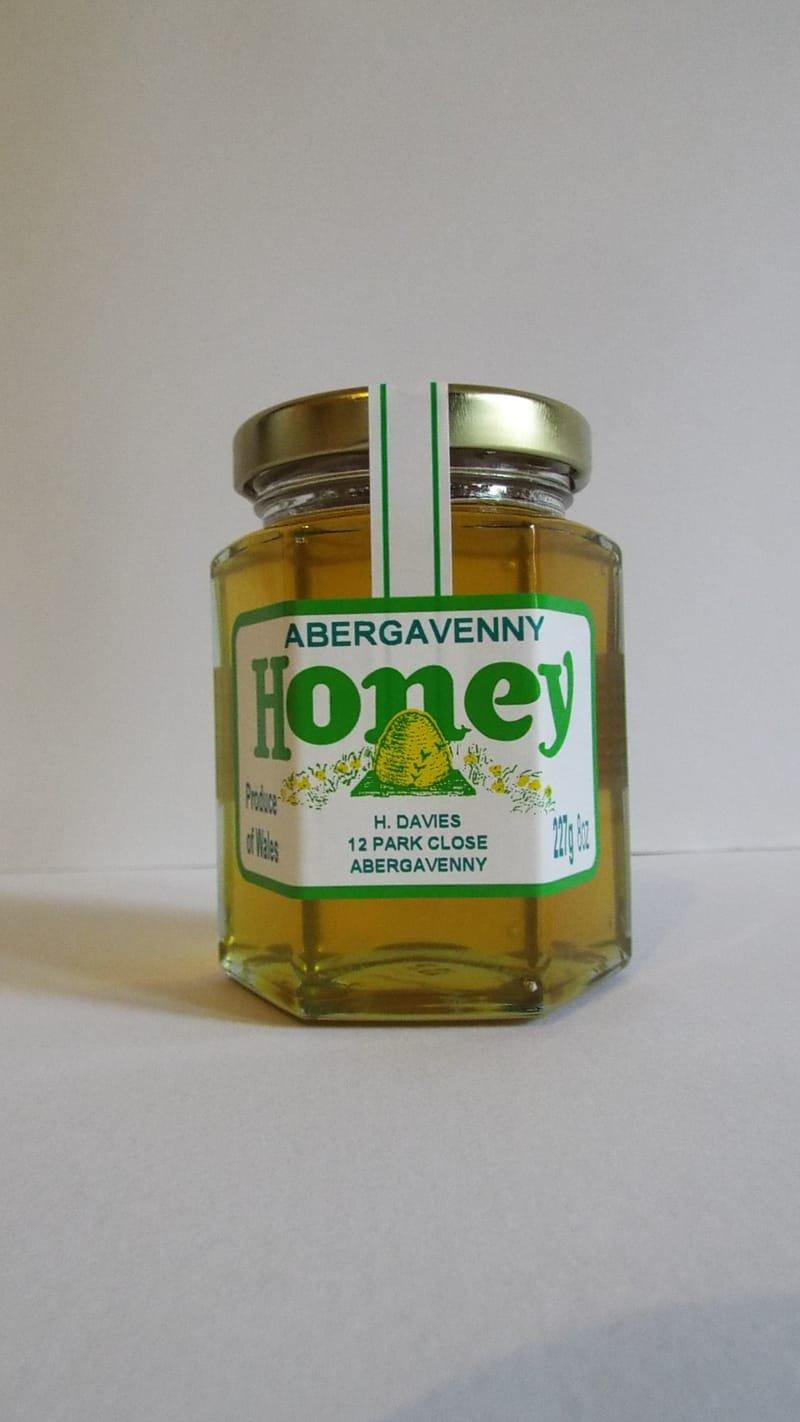 Wildflower Summer Honey