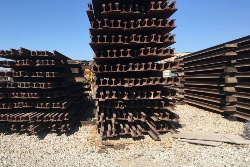 RAIL & TRACK MATERIAL RECLAMATION & SALES