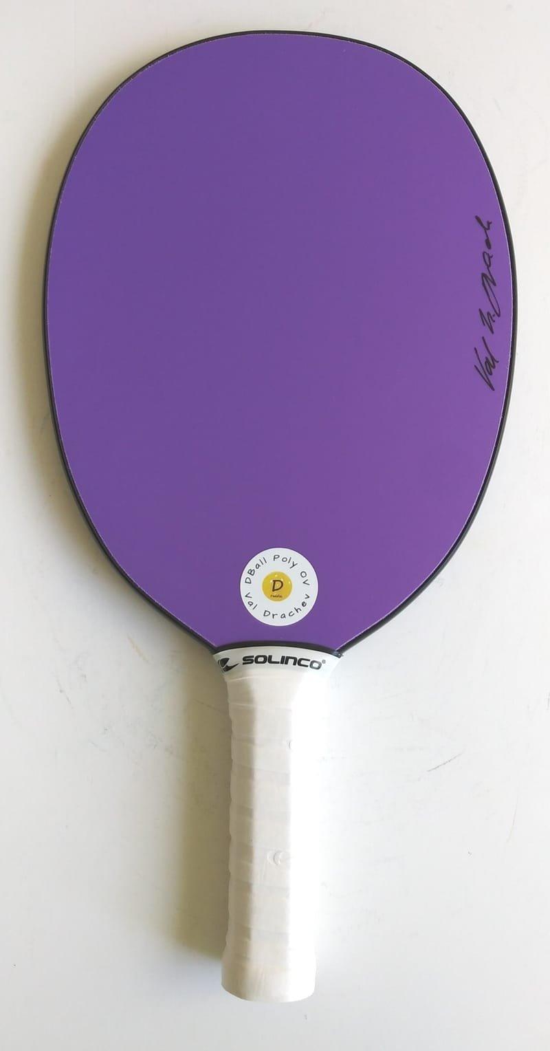 Paddle Shape OV (Oval)