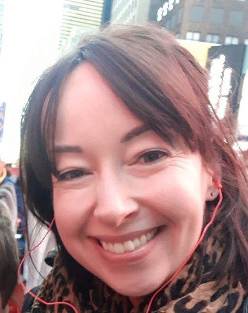 Sarah Jones our Social Secretary