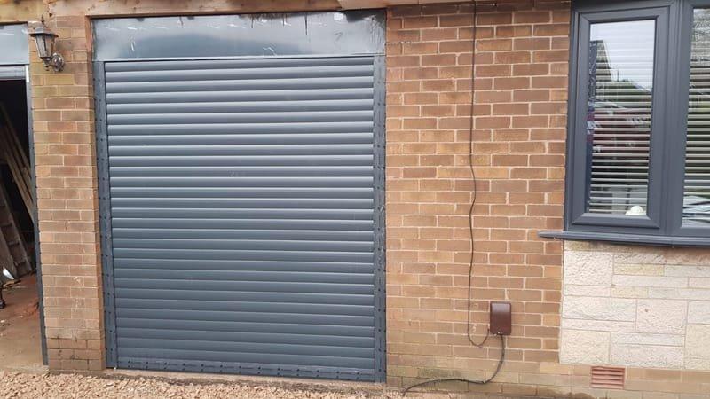 Roller Garage Doors Rochdale
