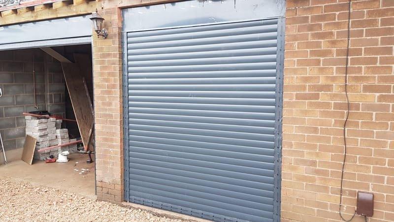 Garage Roller Shutter Repairs Farnworth