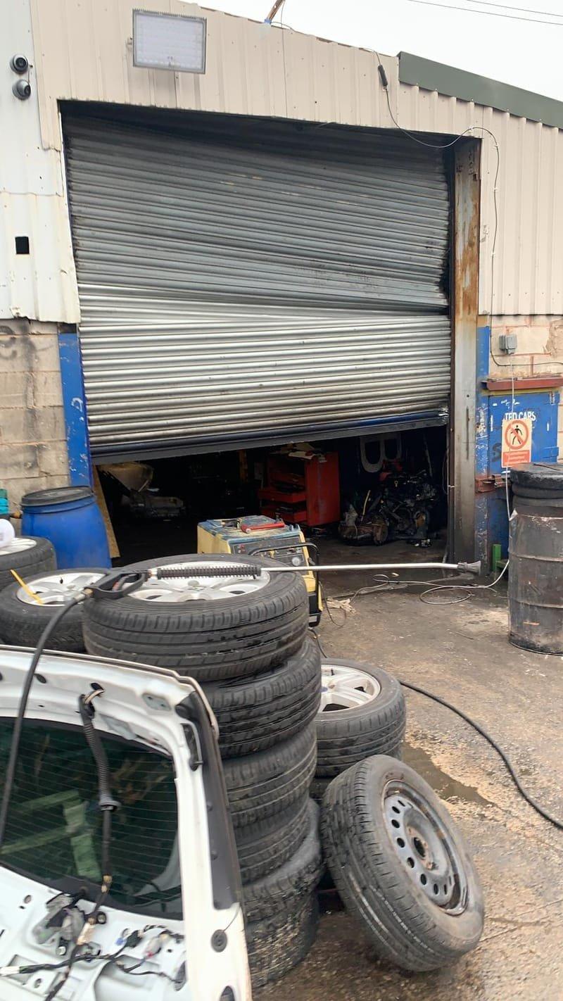 Emergency Roller Shutter Repairs Manchester | Call UK Doors & Shutters!