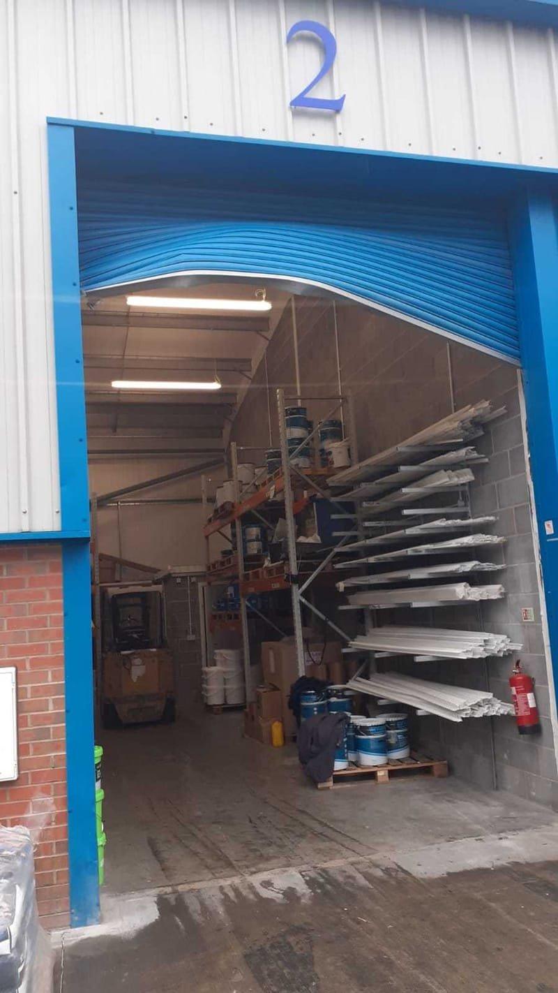 Emergency Roller Shutter Repairs Blackpool