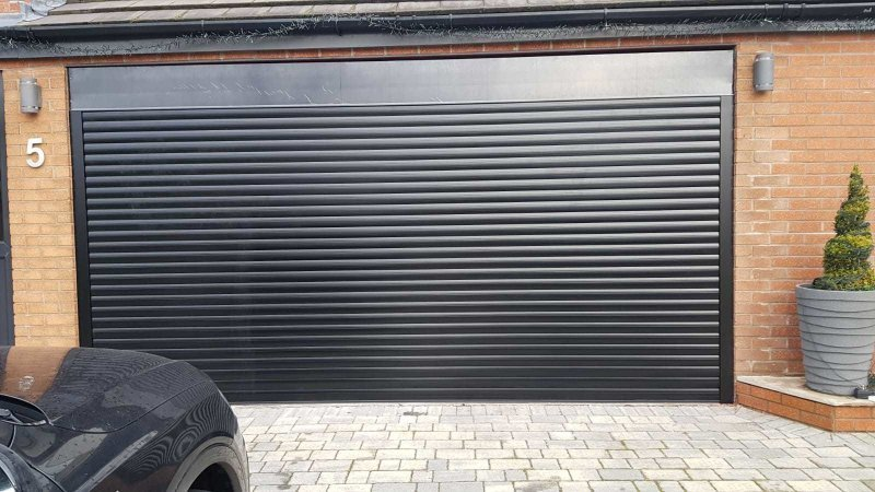 Garage Roller Shutter Repairs Burnley