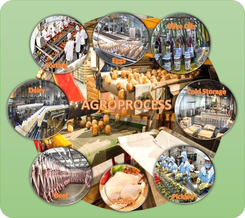 Agri-Hub Processing