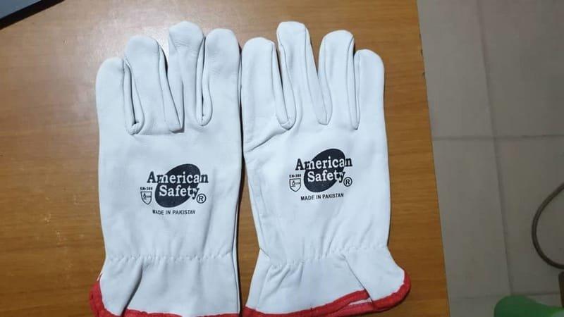 Argon Premium Hand Gloves Short Sleeve.