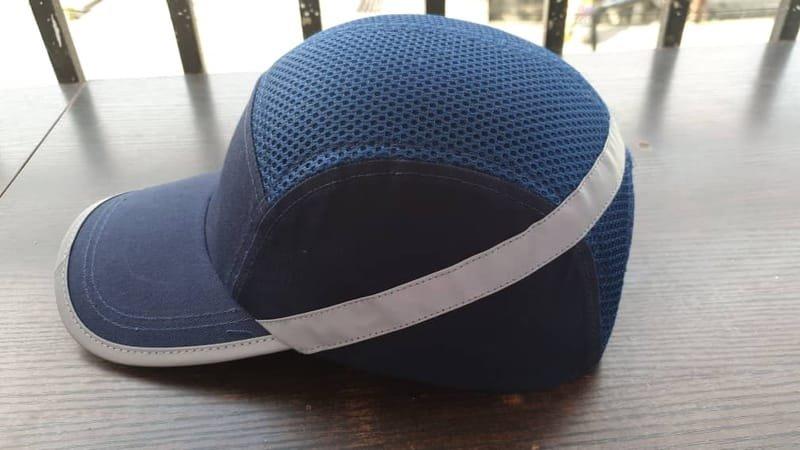 Blue Safety Bumper Caps Premium.