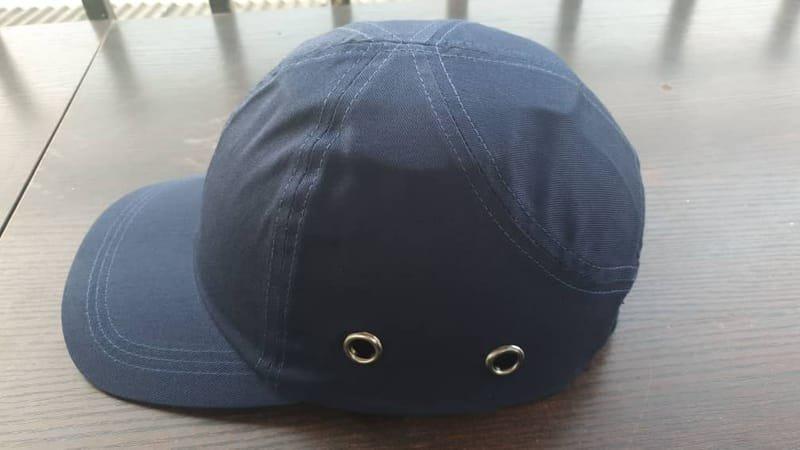 Blue Safety Bumper Cap Standard.