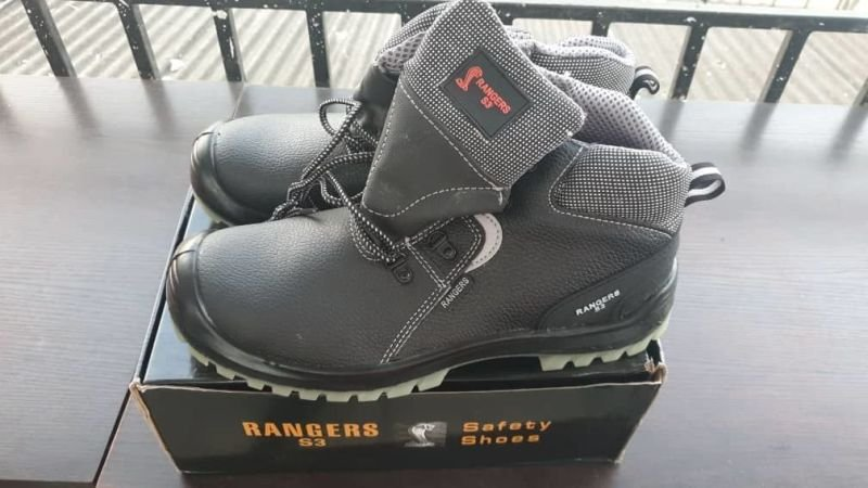 Rangers S3 Safety Boots All Sizes Available.