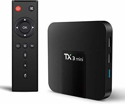 TX3 Mini Android Box