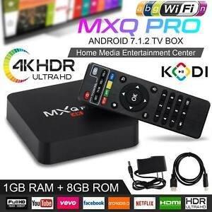 MXQ Pro Android Box