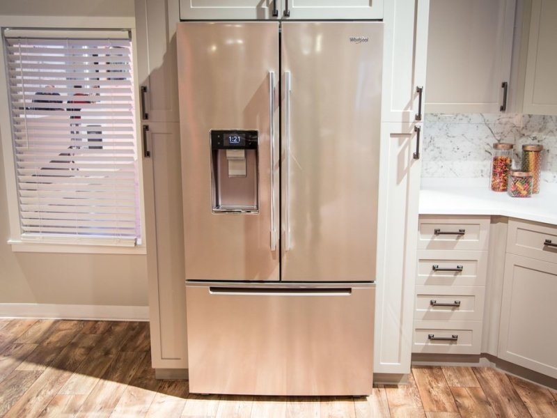 Whirlpool Refrigerator not getting cold