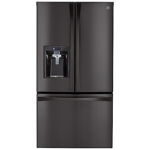 Kenmore fridge not getting cold