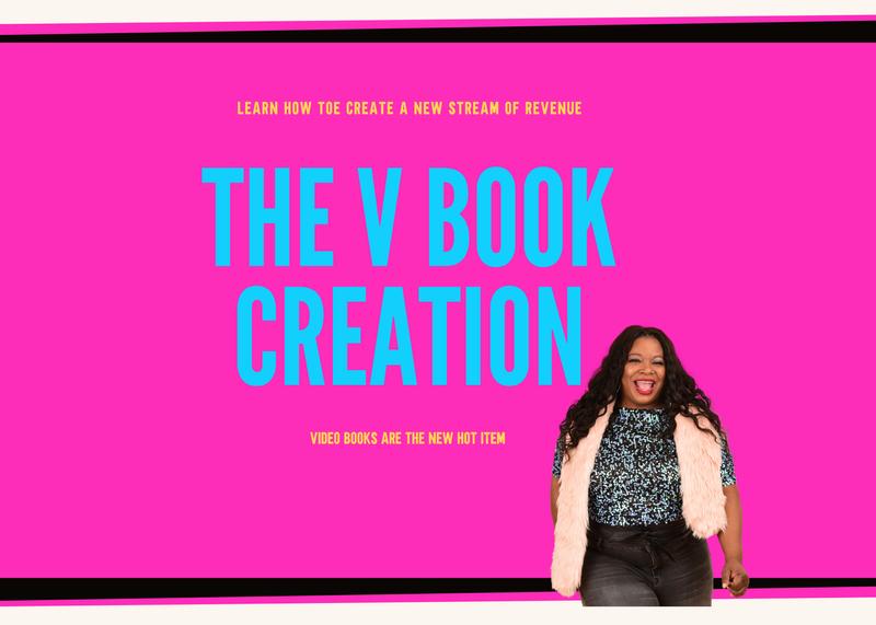 V Book Creation