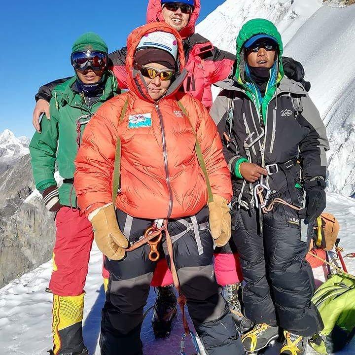 Восхождение на Пик Лобуче Восточная 6119- 2021, 2022, Непал, Гималаи, Программа и стоимость (цена) тура