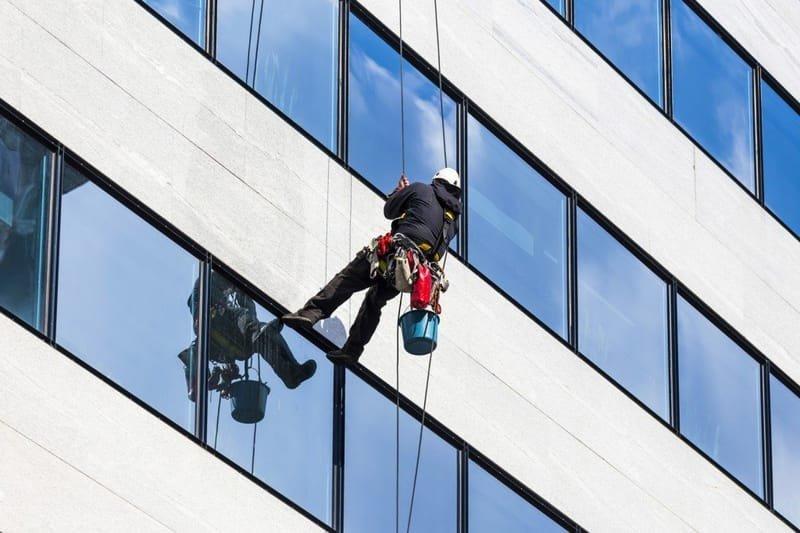 شركة تنظيف واجهات مباني