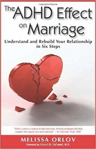 Melissa Orlov - ADHD Effect Marriage Counseling